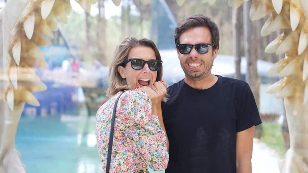Ana Garcia Martins, A Pipoca Mais Doce, Marido Ricardo Martins Pereira