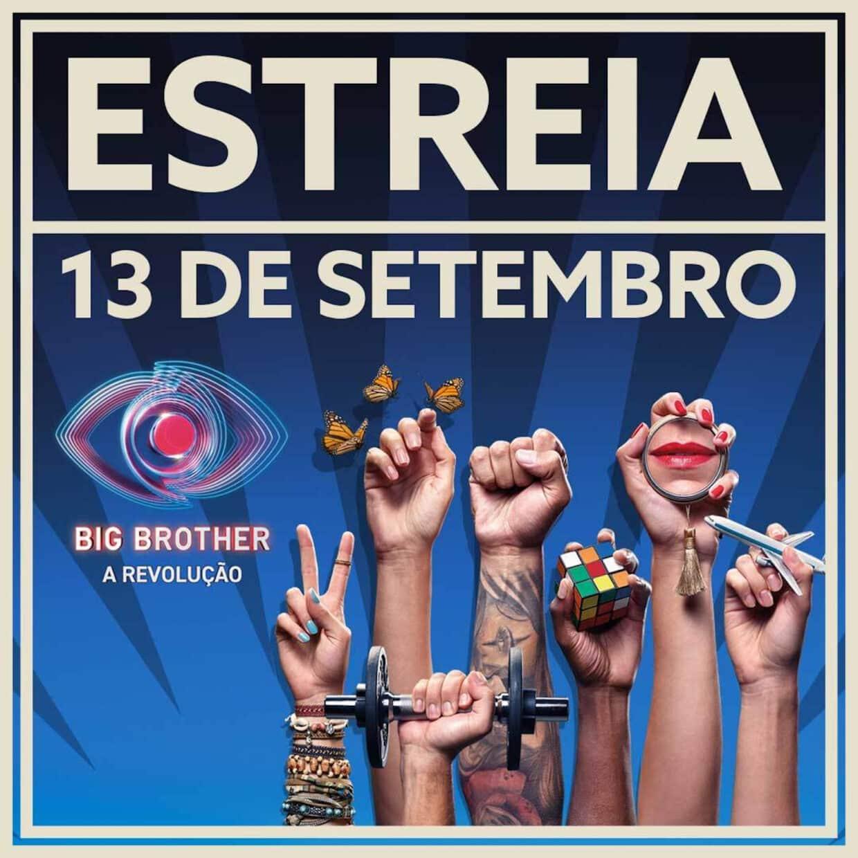big brother a revolucao estreia