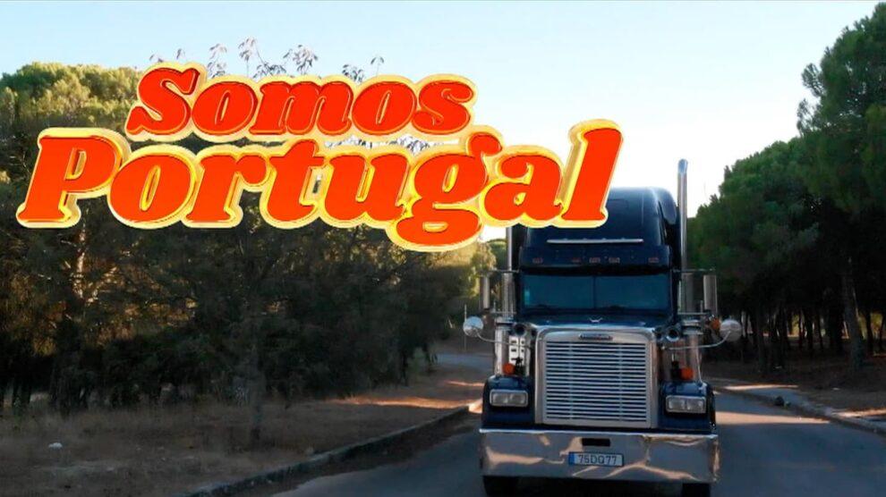 camiao do ben somos portugal