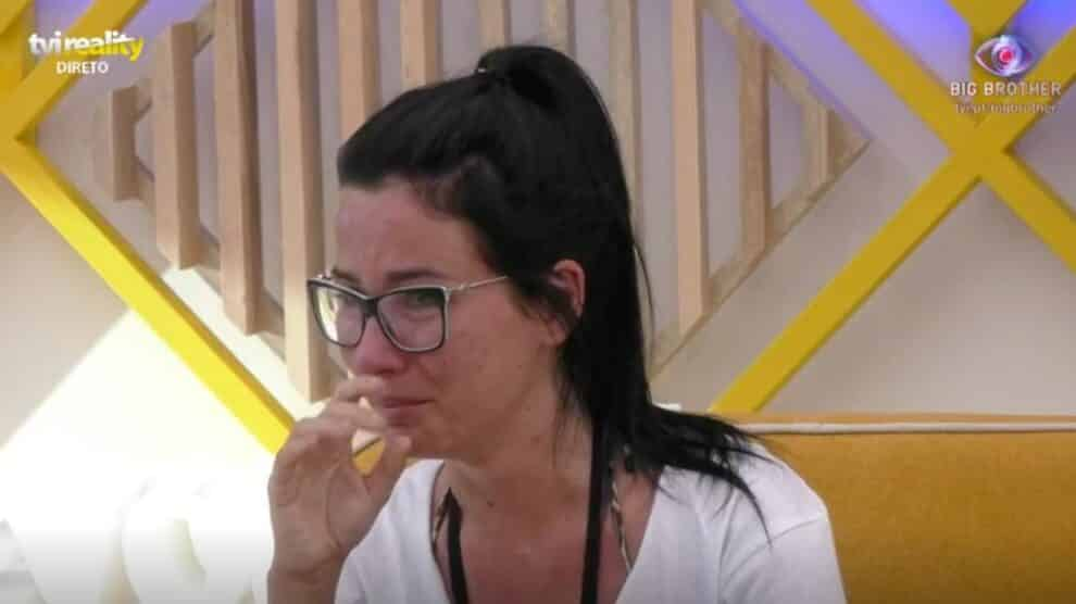Catarina Big Brother Violada
