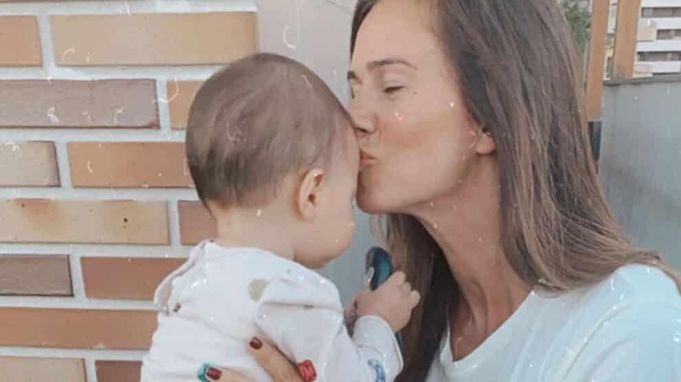 claudia vieira filha caetana 9 meses