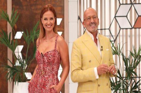Cristina Ferreira E Manuel Luís Goucha, Você Na Tv