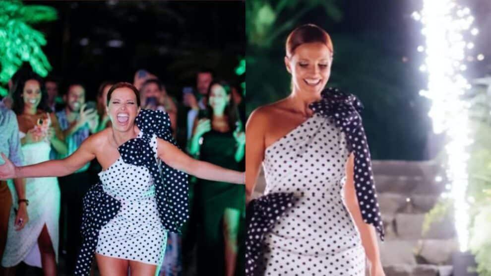 Cristina Ferreira Jantar Aniversario Luxo