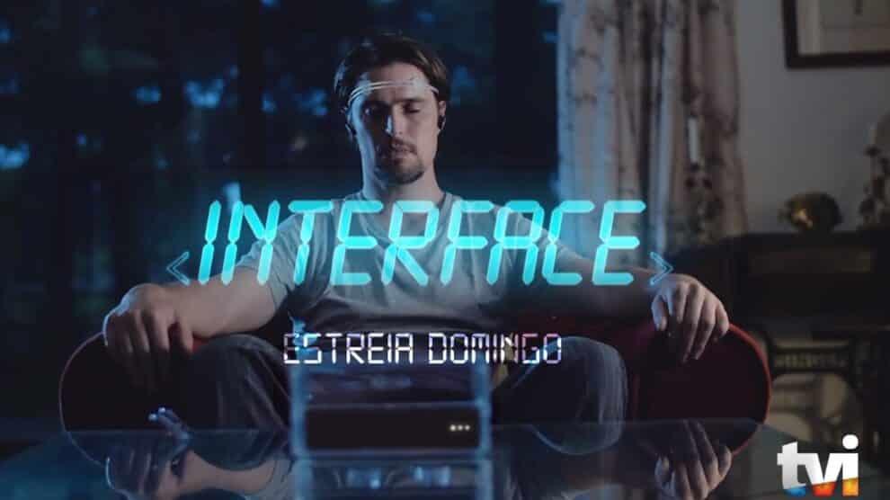 Diogo Morgado Interface