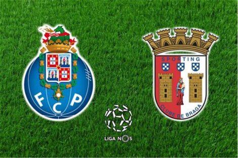 Fc Porto Braga
