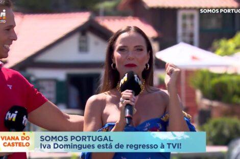 iva domingues somos portugal