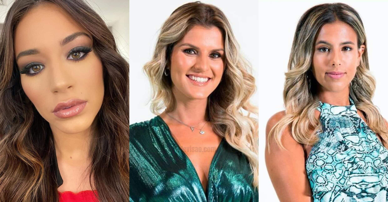 Jessica Nogueira alerta sobre duas concorrentes do Big ...