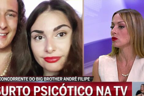 Joana Amaral Dias Critica Producao Big Brother Caso Andre Filipe