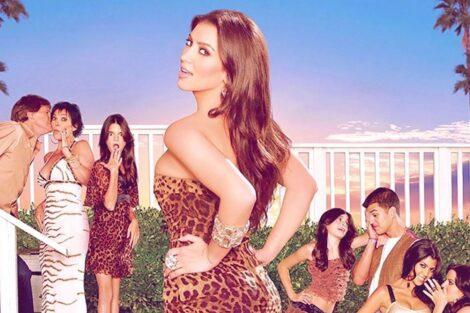 Kim Kardashian Reality Show Keeping Up With The Kardashians