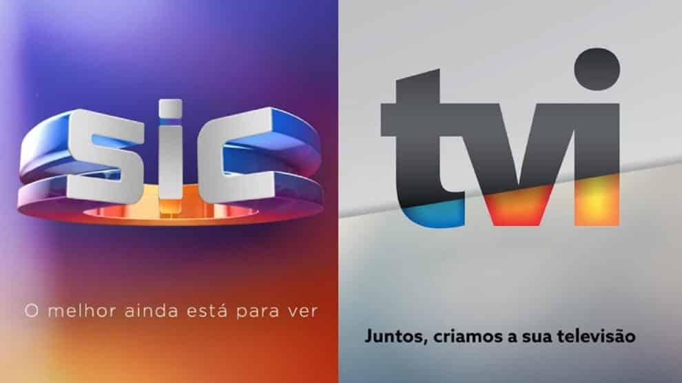 Logo SIC TVI Audiências
