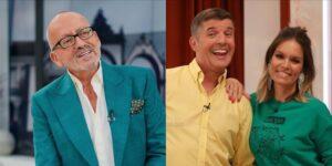 Manuel Luis Goucha Joao Baiao Diana Chaves Voce Na Tv Casa Feliz Audiências