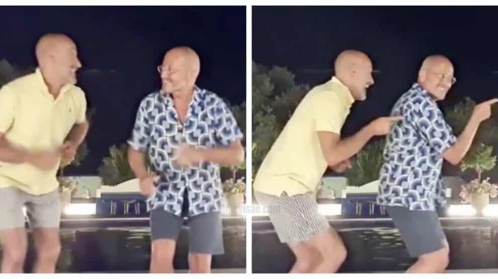 manuel luis goucha rui oliveira danca