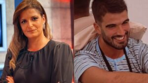 Maria botelho moniz Luis big brother