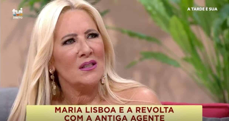 Maria Lisboa A Tarde E Sua