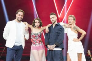 mentores the voice portugal