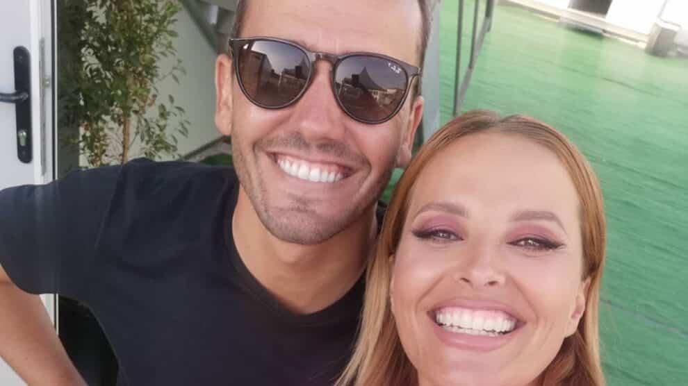 Pedro Teixeira Cristina Ferreira