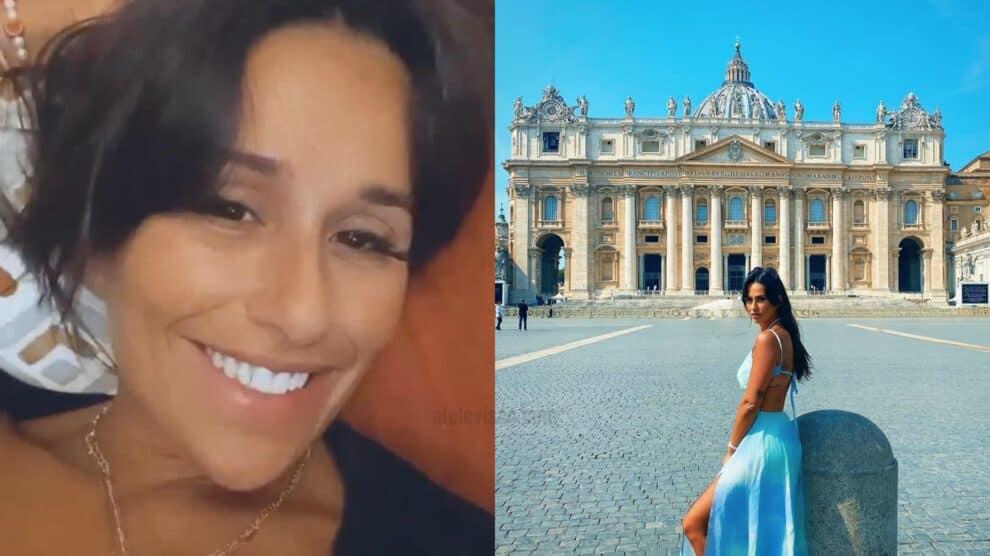 rita pereira polemica vaticano