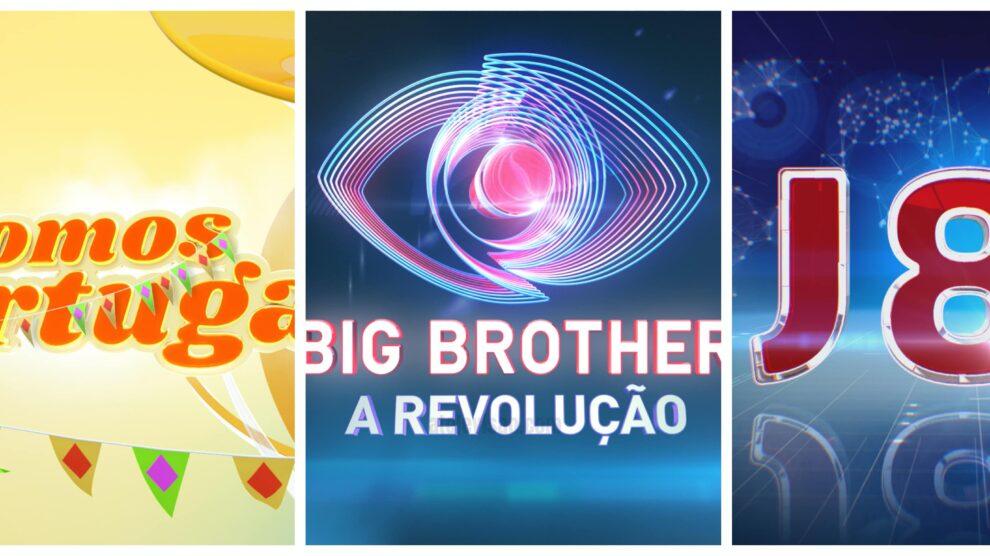 Tvi Somos Protugal Big Brother Jornal Das 8
