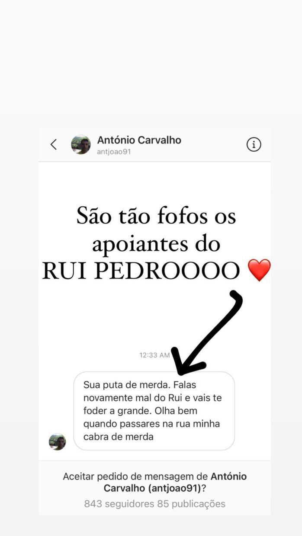 A Pipoca Mais Doce, Ana Garcia Martins, Rui Pedro, Big Brother