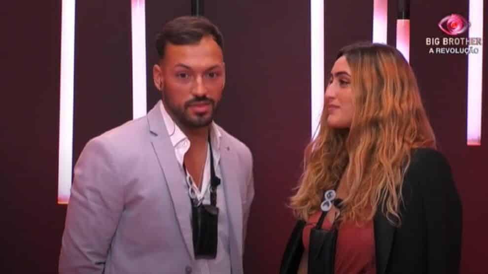 André Abrantes, Zena, Big Brother