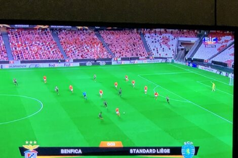 Benfica Liege Sporting Sic