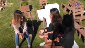 Big Brother, Carina, Jéssica Fernandes e Jéssica Antunes
