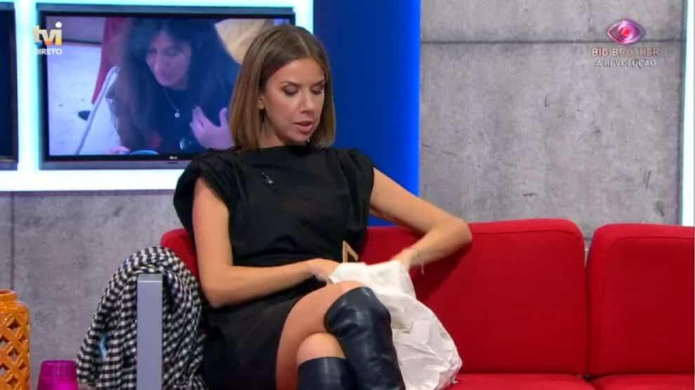 Big Brother, Extra, Ana Garcia Martins, A Pipoca Mais Doce