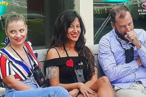 Big Brother, Sofia, Andreia, Pedro