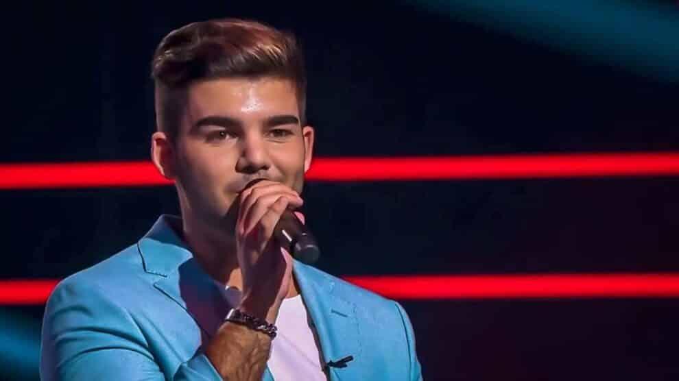 Bruno Almeida The Voice Portugal