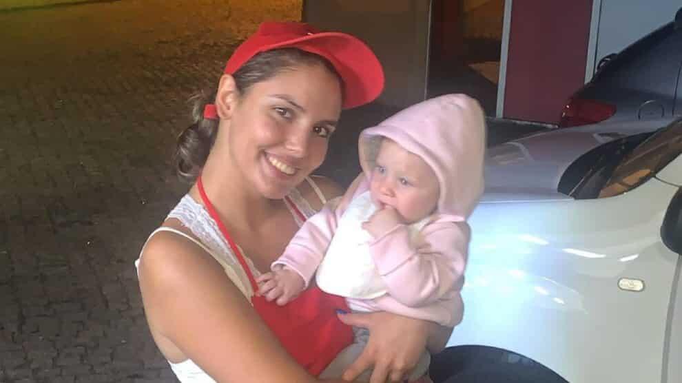 Carina Duarte, Filha Leonor, Big Brother