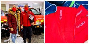 Daniel Monteiro Iury bombeiros