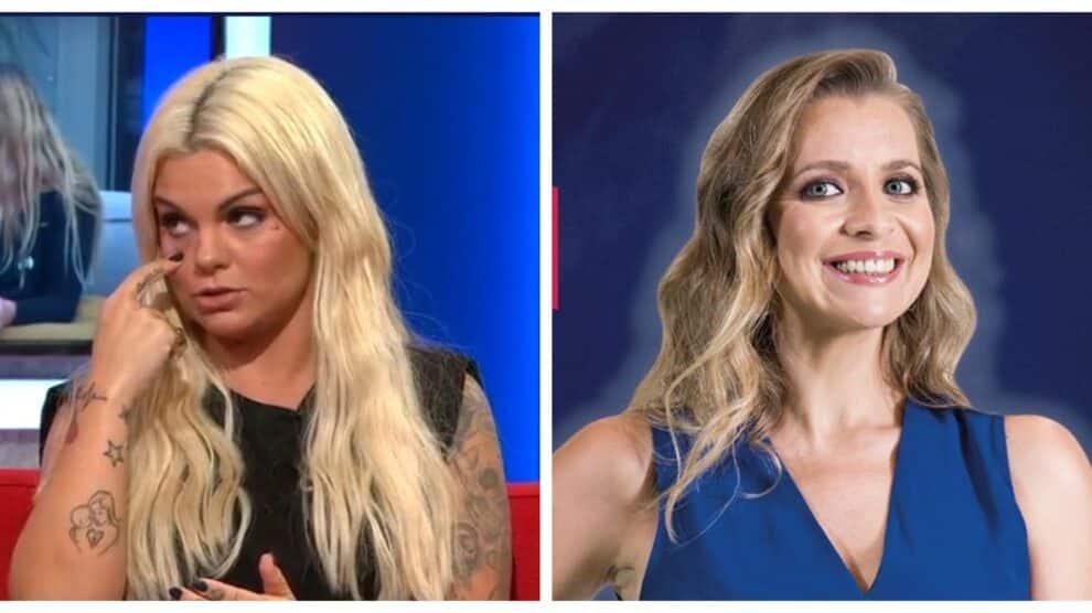 Fanny, Andreia, Big Brother