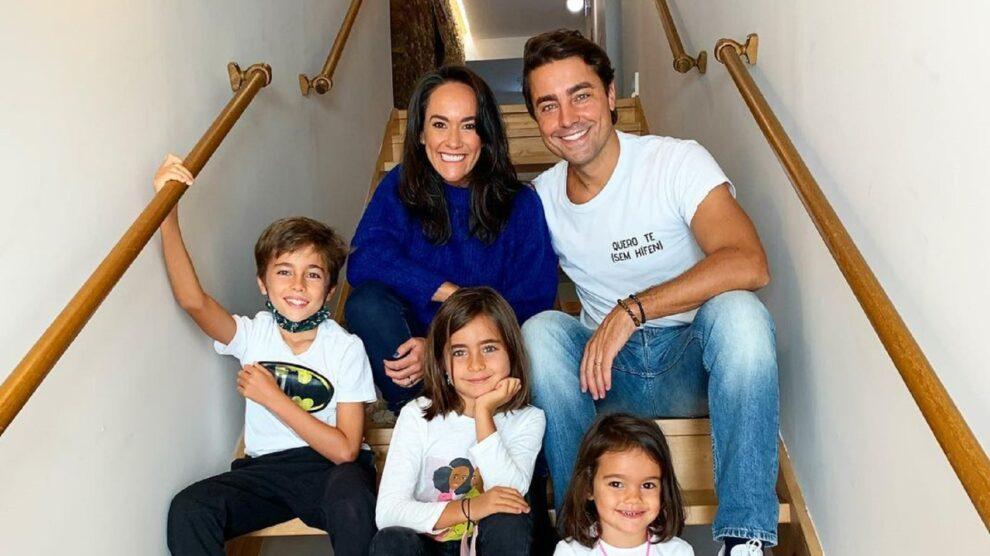 Filhos Francisca Pereira Ricardo Pereira