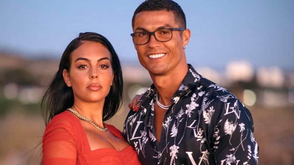 Georgina Rodriguez Cristiano Ronaldo