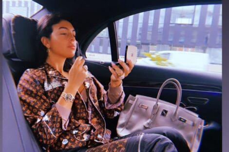 Georgina Rodriguez Paris