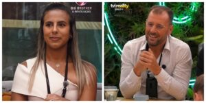 Joana, Pedro, Big Brother