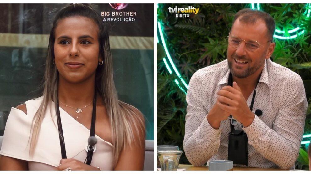 Joana, Pedro, Big Brother
