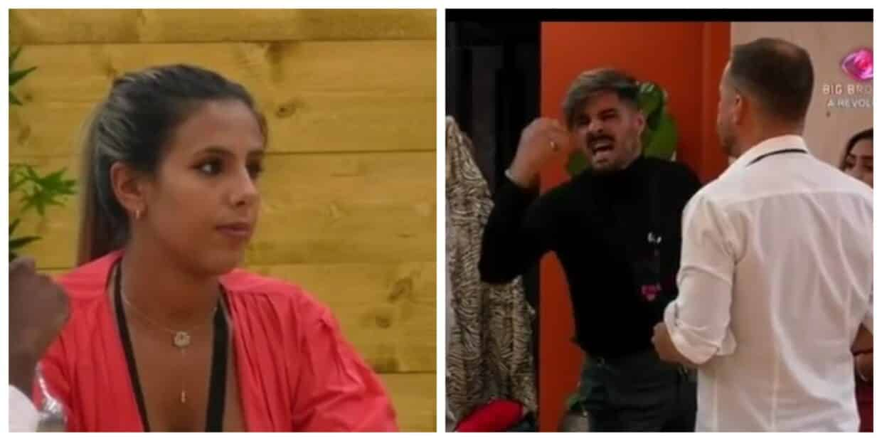 Joana Rui Pedro Big Brother