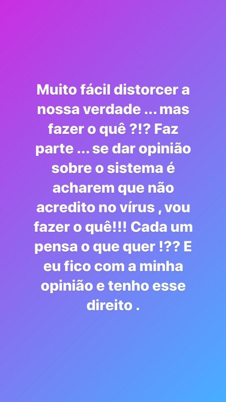 Katia Aveiro Comentario