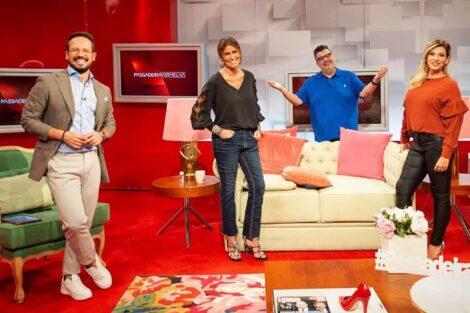Passadeira Vermelha, Hugo Mendes, Liliana Campos, Nuno Azinheira, Mónica Sintra