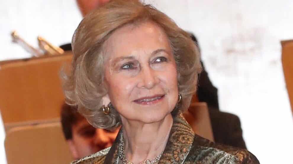 Rainha Emérita Sofia De Espanha