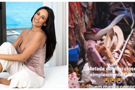 Rita Pereira closet