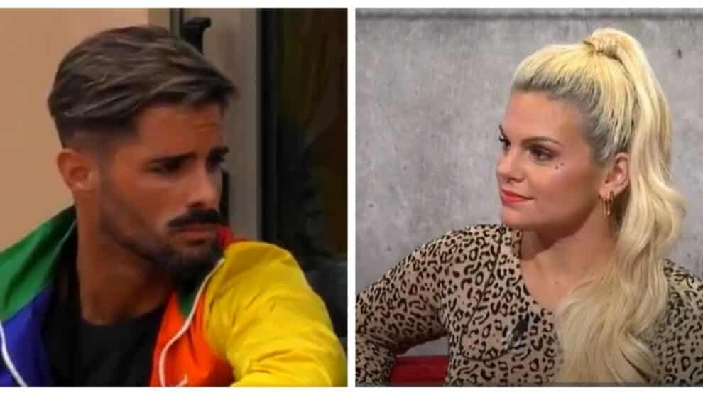 Rui Pedro, Fanny, Big Brother