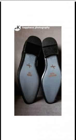 Sapatos Casamento Bruno Tatiana