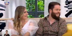 Tatiana Bruno casados à primeira vista