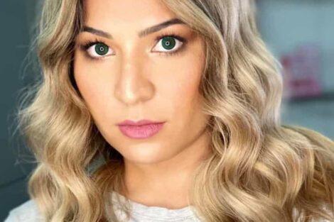 Angelica Novo Visual Big Brother 2020 1
