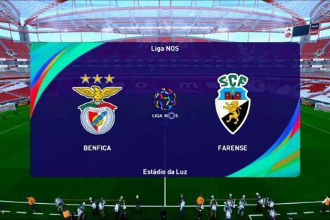 Benfica Farense Direto