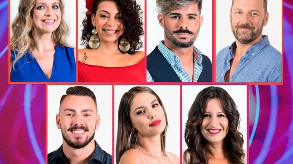Big Brother 7 Nomeados