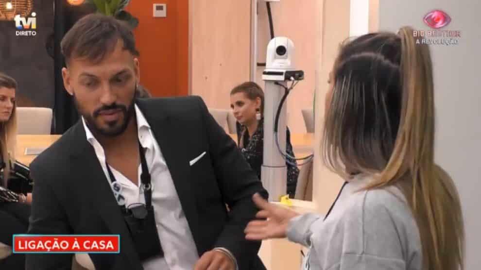 Big Brother, André Abrantes, Joana