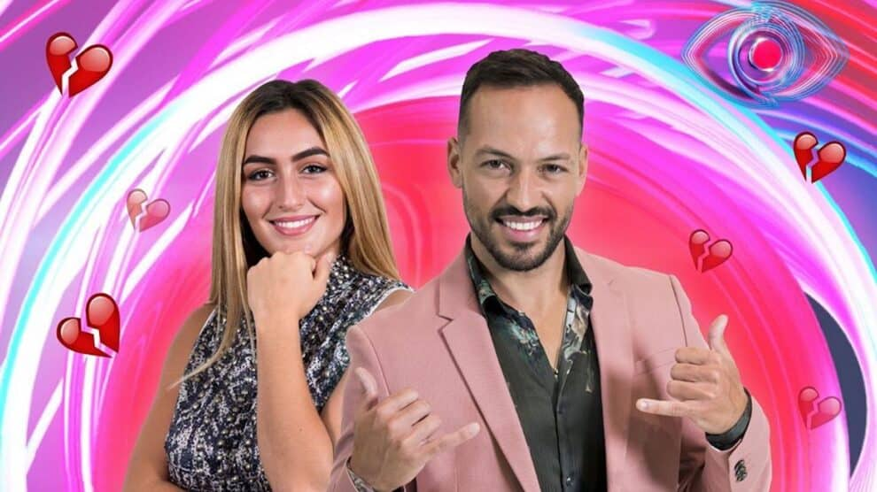 André Abrantes E Zena, Big Brother